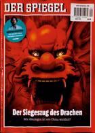 Der Spiegel Magazine Issue NO 4