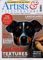 Artists & Illustrators Magazine Issue FEB 21