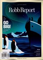 Robb Report Us Edition Magazine Issue DEC-JAN
