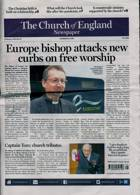 Church Of England Newsp Magazine Issue 05/02/2021