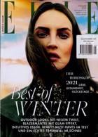 Elle German Magazine Issue 01