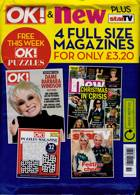 Ok Bumper Pack Magazine Issue NO 1268