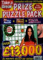 Tab Prize Puzzle Pack Magazine Issue 20