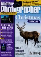 Amateur Photographer Premium Magazine Issue XMAS