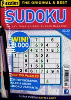 Puzzler Sudoku Magazine Issue NO 210