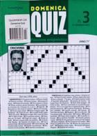 Domenica Quiz Magazine Issue NO 3
