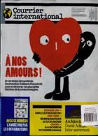 Courrier International Magazine Issue NO 1572-4