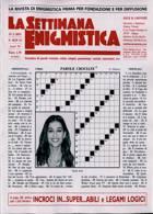 La Settimana Enigmistica Magazine Issue NO 4635