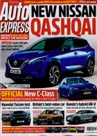 Auto Express Magazine Issue 24/02/2021