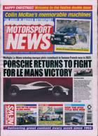 Motorsport News Magazine Issue 51
