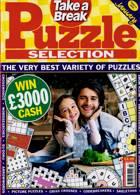 Take A Break Puzzle Select Magazine Issue 14