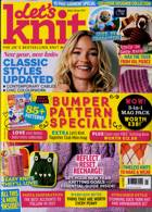 Lets Knit Magazine Issue JAN 21