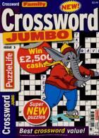 Family Crossword Jumbo Magazine Issue 03