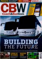 Coach And Bus Week Magazine Issue NO 1458