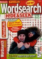 Family Wordsearch Hide Seek Magazine Issue 03