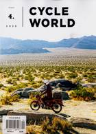 Cycle World (Usa) Magazine Issue VOL59/4