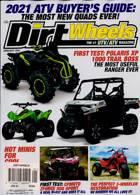 Dirt Wheels Magazine Issue JAN 21