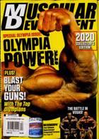 Muscular Development Usa Magazine Issue DEC 20