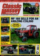 Classic Massey Ferguson Magazine Issue JAN-FEB 21