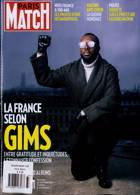Paris Match Magazine Issue NO 3737