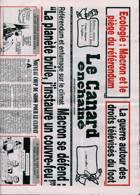 Le Canard Enchaine Magazine Issue 23