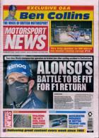 Motorsport News Magazine Issue 18/02/2021