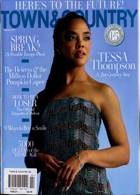 Town & Country Us Magazine Issue FEB 21