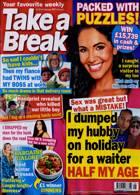 Take A Break Magazine Issue NO 5