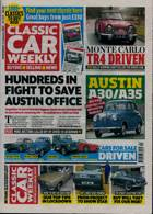 Classic Car Weekly Magazine Issue 27/01/2021