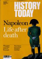 History Today Magazine Issue MAY 21