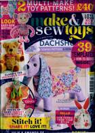 Make And Sew Toys Magazine Issue NO 1