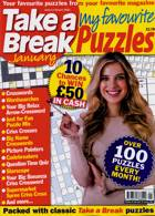 Tab My Favourite Puzzles Magazine Issue JAN 21