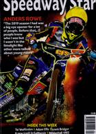 Speedway Star Magazine Issue 30/01/2021