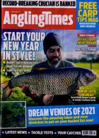 Angling Times Magazine Issue 05/01/2021