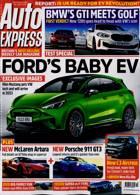 Auto Express Magazine Issue 17/02/2021