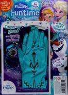 Frozen Funtime Magazine Issue NO 18