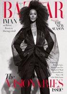 Harpers Bazaar Magazine Issue FEB 21
