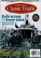 Classic Trains Magazine Issue WINTER