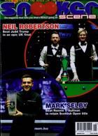 Snooker Scene Magazine Issue JAN 21