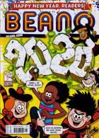 Beano Magazine Issue 09/01/2021