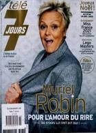 Tele 7 Jours Magazine Issue 60