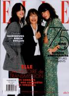 Elle French Weekly Magazine Issue 12