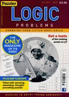 Puzzler Logic Problems Magazine Issue 37