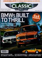 Classic & Sportscar Magazine Issue FEB 21