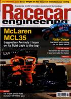 Racecar Engineering Magazine Issue FEB 21