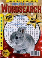 Bumper Just Wordsearch Magazine Issue NO 231