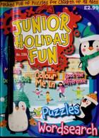 Junior Holiday Fun Magazine Issue NO 286