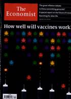 Economist Magazine Issue 13/02/2021