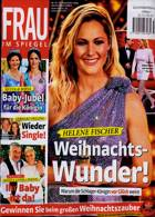 Frau Im Spiegel Weekly Magazine Issue 52