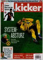 Kicker Montag Magazine Issue 51